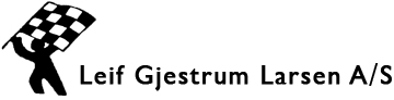 Leif Gjestrum Larsen AS Logo